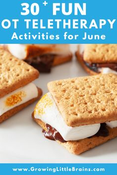 Fun OT Teletherapy Activities for June — Growing Little Brains Play Therapy Activities, Father's Day Activities, Occupational Therapy Activities, Fine Motor Activities For Kids, Therapy Games, Therapy Ideas, Visual Perceptual Activities, School Ot, Play Therapy Techniques