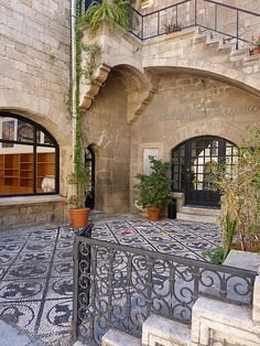 Emporiki Bank, Rhodes Old Town, Greece