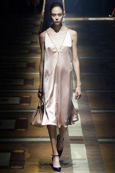 Lanvin Pret A Porter S/S 2015 Pasarela Paris