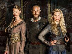 Ragnar y sus esposas