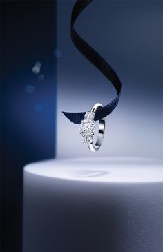 Bucherer Diamond Trilogy ring#MomentsOfRomance
