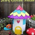 Make Your Own Fairy Garden Houses & Decorations
