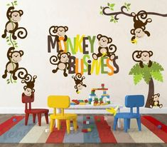 45 Best Jungle Wall Decals Ideas Jungle Wall Decals Wall Decals Kids Wall Decals