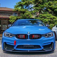 BMW M4 Follow @Bimmer_Motorsports Freshly Uploaded To www.MadWhips.com Photo by @darkknightm4