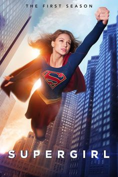 Supergirl (2015-2016) Season 1, 20 Episodes | 43min | Action, Adventure, Drama |  Berlanti Productions, Hulu | スーパーガール シーズン1 全20話