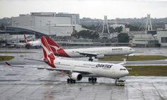 Qantas: restructures, refurbs and reviews…