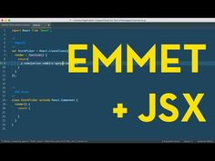 Emmet expansions and className in React JSX | Wes Bos
