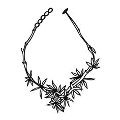 Bamboo Bracelet Black | Batucada Australia