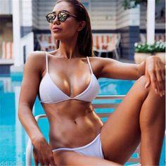 $4.17 (Buy here: https://alitems.com/g/1e8d114494ebda23ff8b16525dc3e8/?i=5&ulp=https%3A%2F%2Fwww.aliexpress.com%2Fitem%2FFour-solid-colors-Hot-New-Design-Sexy-Brazilian-Bikini-2017-Swimwear-Women-Swimsuit-Biquini-Push-Up%2F32798566313.html ) Four solid colors Hot New Design Sexy Brazilian Bikini 2017 Swimwear Women Swimsuit Biquini Push Up Bikinis Set Bathing Suit for just $4.17