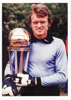 Sepp Maier - Fußballer des Jahres 1975, 1977, 1978
