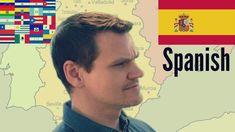 The Spanish Language and What Makes it The Coolest - Watch Video - Reisen Spanish Grammar, Spanish Language Learning, Spanish Teacher, Spanish Classroom, Teaching Spanish, Spanish Alphabet, Spanish Games, Spanish 1, How To Speak Spanish