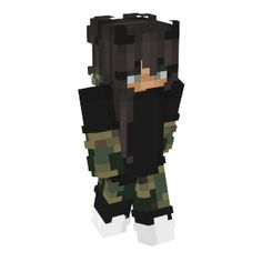 New Minecraft Skins, Minecraft Skins Female, Minecraft Skins Aesthetic, Minecraft Fan Art, Minecraft Crafts, Minecraft Stuff, Mc Skins, Minecraft Drawings, Minecraft Characters
