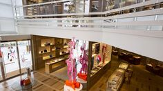 Inside the new Louis Vuitton Rodeo Drive store