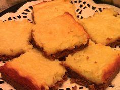 Gluten Free Cheesecake Bars
