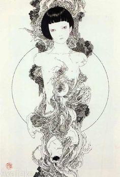 山本タカト Takato Yamamoto