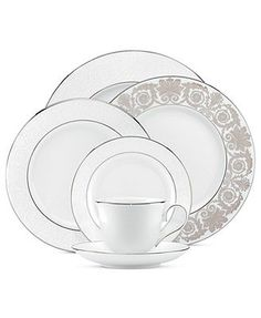 Lenox Dinnerware, Artemis Collection Fine China Dinnerware, Dinnerware Sets, Lenox China, Artemis, Elegant Dining, China Patterns, Classic Elegance, Fine Dining, Bone China