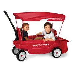 Radio Flyer Ultimate Comfort Kids Wagon - 3181