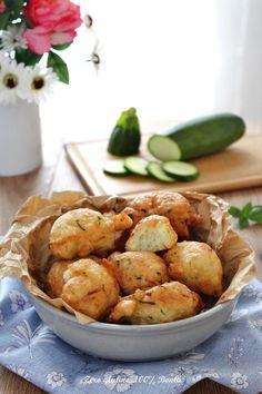 Frittelle di zucchine morbidissime