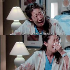 Grays Anatomy, Cristina Yang, Cardio, It Cast, America, Grey, Film Quotes, Cell Wall, Comic Strips