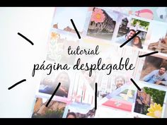 Página desplegable para muchas fotos - YouTube