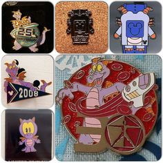 Pins I would like to have -more figmet
