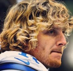 Cole Beasley....You Have Some Sexy Locks ;)