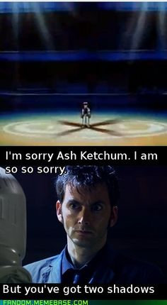 But, he somehow survives, right? Or, just thought of this, what if all of Ash's adventures are in the computer that The Doctor saved River in? NEW POKEMON HEADCANNON!