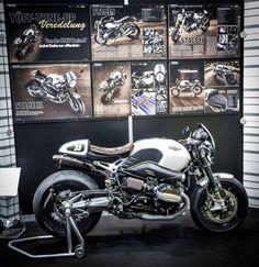 Black Bolt, Scrambler, Ducati, Yamaha, Bmw R1200r, Nine T Bmw, Ac Schnitzer, Bmw Motorcycles, Bike Style
