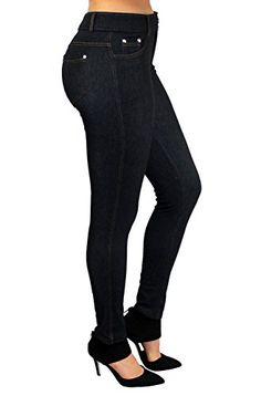 Enimay Women's Jean Look Jeggings Tights Spandex Leggings Yoga Pants Black 2 Jewel S/M Enimay http://www.amazon.com/dp/B00WIS3PQ8/ref=cm_sw_r_pi_dp_T1lewb14QYSZ0