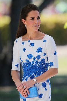 Kate Middleton , Duchess of Cambridge