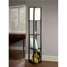 """You'll love the Stefanie 62.8"""" Floor Lamp at Wayfair - Great Deals on all Lighting  products with Free Shipping on most stuff, even the big stuff."""
