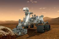 Stunning Mars Panoramas Capture Curiosity Rover at Work (Photos)