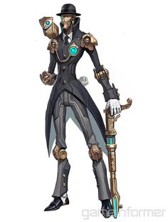A Guided Tour Of Battleborn's Art - Features - www.GameInformer.com