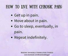 Arthritis and it's associated fibromyalgia, is one of the most common chronic diseases in the world. According to Ayurveda arthritis is primarily a vata (air) Chronic Illness Quotes, Endometriosis Quotes, Complex Regional Pain Syndrome, Ankylosing Spondylitis, Hypermobility, Occipital Neuralgia, Chronic Migraines, Psoriatic Arthritis, Crps