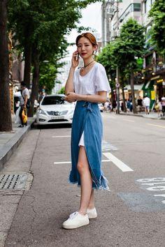 SHOES | DELHARMONIE Street Style Cho Eunsaem, Seoul