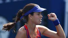 Ana Ivanovic vs Dulgheru, US Open, 2013 Ana Ivanovic, Us Open, Sport 2, Champs, Tennis, Awesome