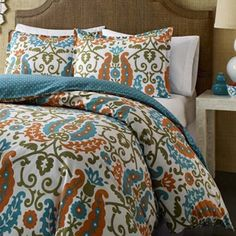 Shop for City Scene Constantine Cotton 3-piece Duvet Cover Set. Free Shipping on orders over $45 at Overstock.com - Your Online…