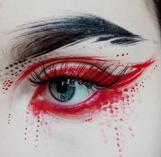 Whenever you do eye makeup, make your eyes look brighter. Your eye make-up must make your eyes stand out among the other functions of your face. Eye Makeup Art, Makeup Tips, Beauty Makeup, Makeup Ideas, Hair Beauty, Cosplay Makeup, Costume Makeup, Professionelles Make Up, Make Up Inspiration