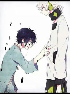 Mekakucity Actors #anime #manga