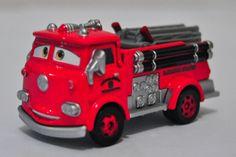 Tomica Cars Series - Fireman