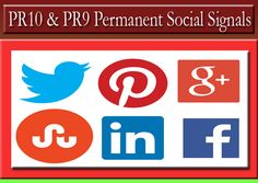 social signals 70 twitter 30 pins 20 FB 25 google plus 25 linkedin 10 stumbleupon.  #socialsignals #backlinks #pinterestrepins #facebookshares