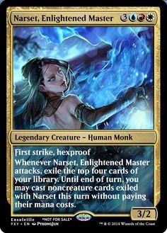 magic_the_gathering___narset__enlightened_master_by_asliceofunagi-d82ob72.jpg (744×1039)