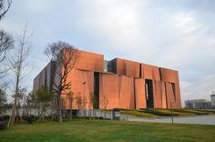 *돌숲에서 영감을 얻은 유난 박물관 [ Rocco Design Architects ] Yunnan Museum :: 5osA: [오사]