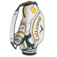 U.S. PGA 2015 Staff Tour Cart Bag + Headcovers