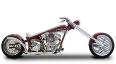 FIRE BIKE, a 9/11 tribute to the NYC firefighters by Orange County Choppers. Description from pinterest.com. I searched for this on bing.com/images