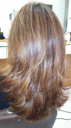 Haircuts For Medium Hair, Long Layered Haircuts, Medium Hair Cuts, Long Hair Cuts, Medium Hair Styles, Long Hair Styles, Blonde Layered Hair, Long Shag Haircut, Beautiful Long Hair