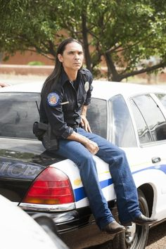 In Conversation With - Zahn McClarnon (Longmire's Officer Mathias)