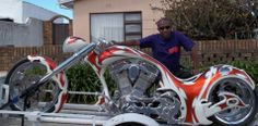 Custom Built Motorcycles and Customising Motorcycles, Bicycle, Building, Bicycle Kick, Bike, Buildings, Motorcycle, Bicycling, Bmx