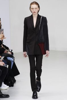 Yang Li 2016秋冬巴黎時裝週|-VOGUE時尚網
