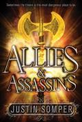 Series: Allies and Assassins, Book 1 Prince Anders has been murdered, and any of his twelve advisors could be the killer. Anders's brother Jared, the new ruler, must unmask the culprit—or he might be the next victim.